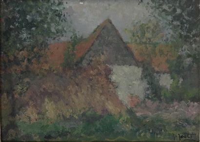 JOËTS Jules, 1884-1959,  Ferme à Tilque,...