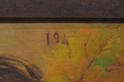 GRELLET Georges (1869-1959)    Elégantes  Deux eaux fortes, signées,  Titrées pour...
