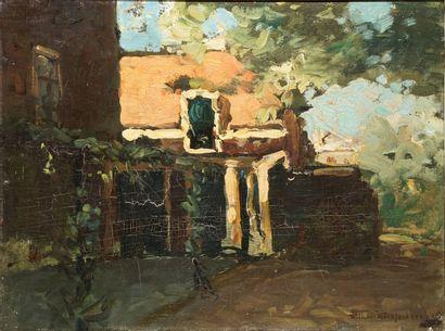 WEISSENBRUCH Wilhem Johannes, 1864-1941,...