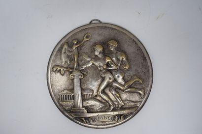 LAURENT Eugène (1832-1898)  Les coureurs...