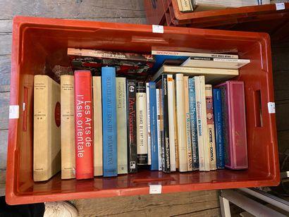 Manette de livres divers