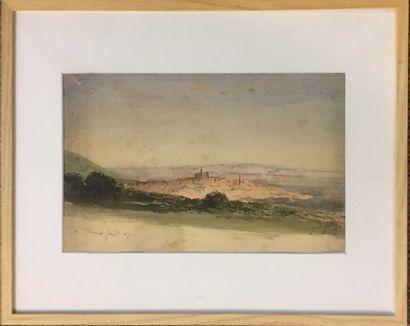 DE FABRY Paul 1833-1927  Clermont-Ferrand,...