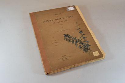 PLAUSZEWSKI P.  Plantes et fleurs décoratives...