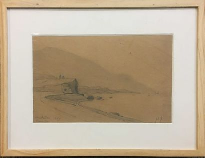 DE FABRY Paul (1833-1927)  Montredon Marseille...