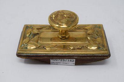 MARIONNET Albert (1852-1910) d'ap.  Buvard...