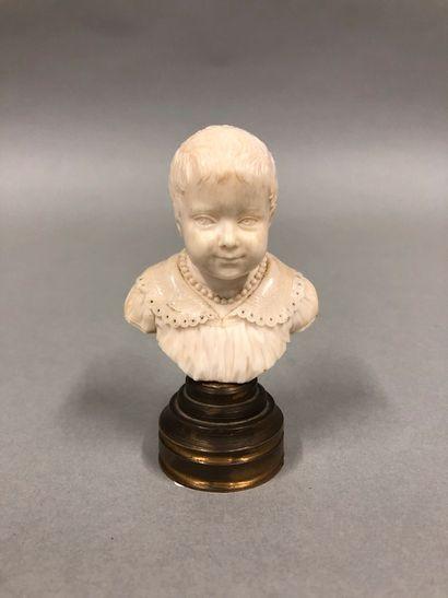 Buste de Napoléon II (1811-1832), roi de...
