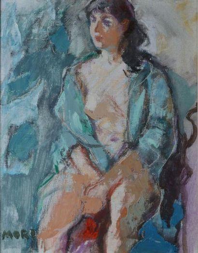 MORO Gino, 1901-1977