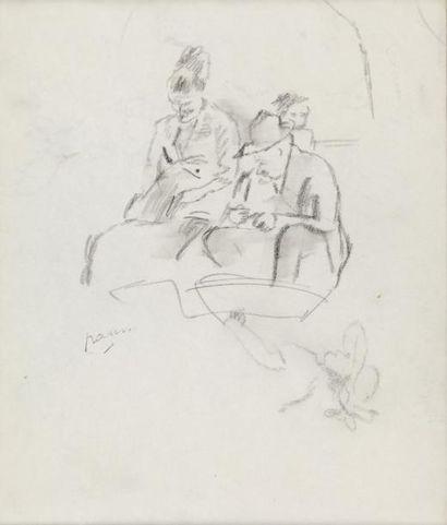 PASCIN Jules, 1885-1929