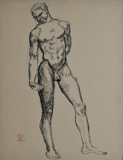 PETIT Henri Marius, 1913-2007