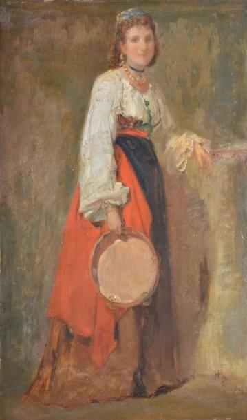 REGNAULT Henri, 1843-1871