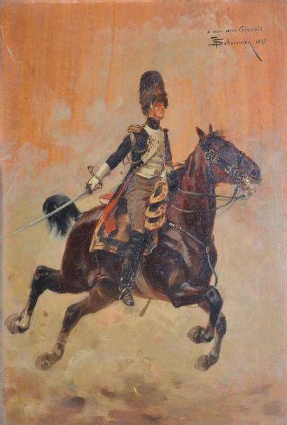 SCHOMMER François, 1850-1935