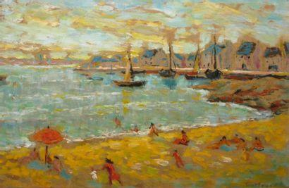 SCORTESCO Paul, 1895-1976