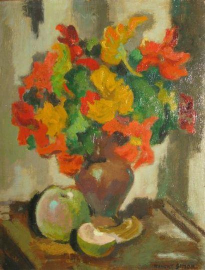 SIMON Robert, 1888-1960