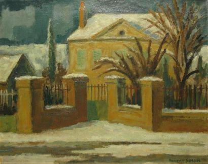SIMON Robert, 1888-1959