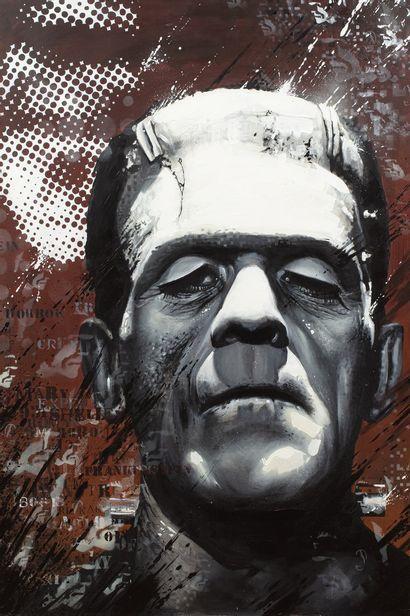 DIMITRI H. K. STUDIO, XXe siècle  Frankenstein...