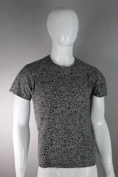 CALVIN KLEIN    T-shirt à manches courtes...
