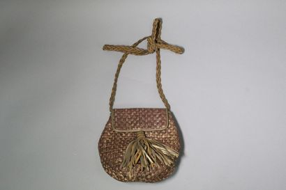 FOUCHER, SHARIF, GIVENCHY (attributed to) Lot composed of three evening bags, one...