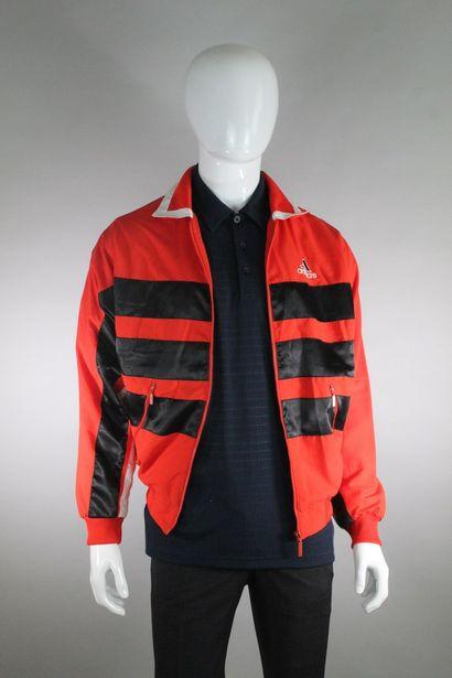 ADIDAS (circa 1980)    Veste sportswear à...