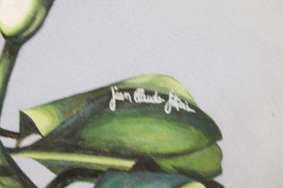 JITROIS    Sac porté main, épaule ou bandoulière (réglable) en cuir mat bleu pastel...