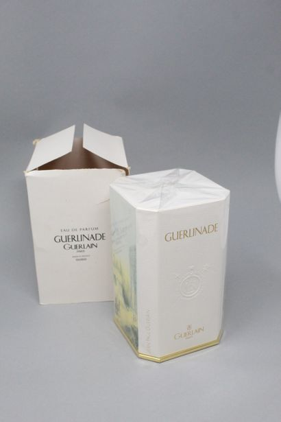 "GUERLAIN ""Guerlinade"". 50 ml eau de parfum bottle, created in homage to the generations..."