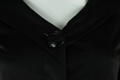 CHRISTIAN DIOR Parfums (Uniforme)    Veste à manches trois-quarts en coton mélangé,...