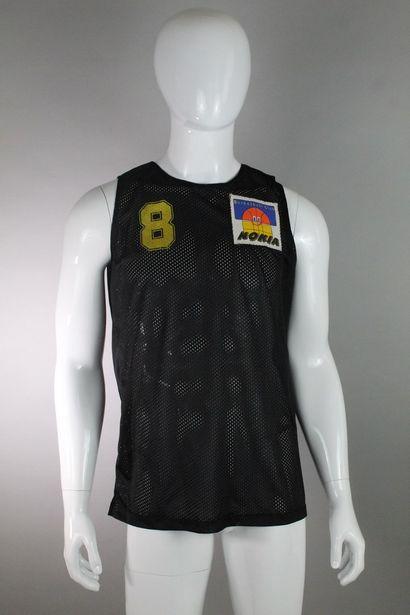 ANONYME (Circa 1980)    Maillot de basketball...