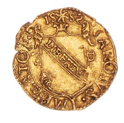 ITALIE - LUCQUES (1369-1799)  Scudo d'or...