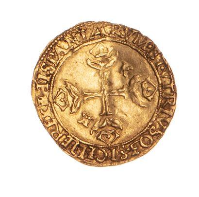 ITALIE - NAPLES - CHARLES QUINT (1519-1556)...