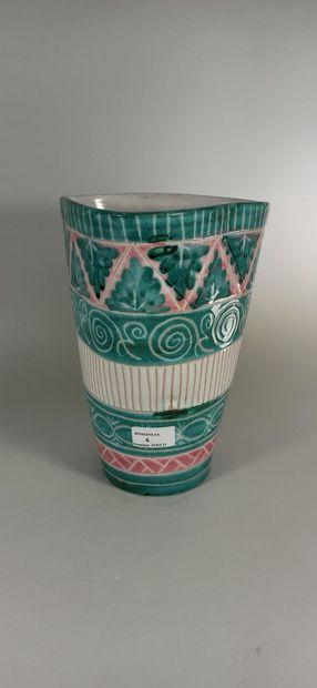 ALLIX Michel Allexandrov (1910 - ?)  Vase....