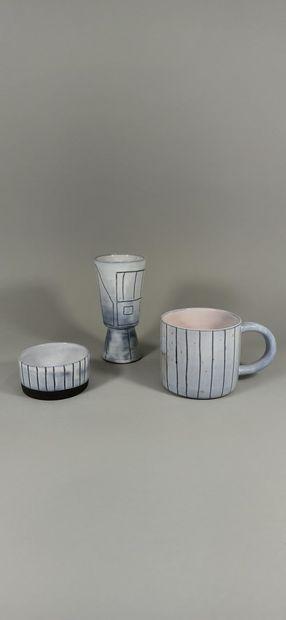 INNOCENTI Jacques (1926 -1958)    1 mug et...