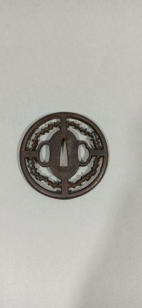 JAPON - Epoque EDO (1603 - 1868)  Nagamaru...