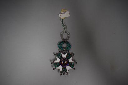 Etoile de Chevalier de la Légion d'honneur....