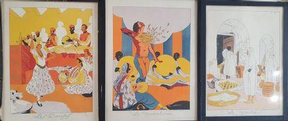 GUINEGAULT Georges Pierre (1893-1982)    Le...
