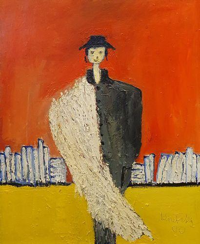 LENETSKY Richard (1950)  Chronique d'une...