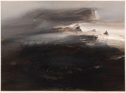 BOOTZ Frédéric, né en 1936  Composition,...