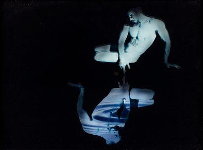 GIAVROPOULOS Nikos, né en 1971  Narcisse,...