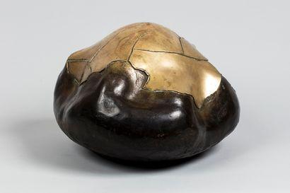 TULLIO Anita, 1935-2014  Météore, 1974  bronze...
