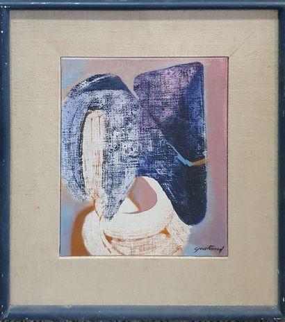 GASTAUD Pierre (1920-2009)  Compositions...