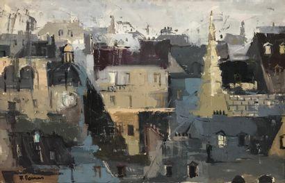 PREKAS Paris (1926-1999)  Paris, circa 1962...
