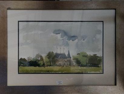 PREKAS Paris (1926-1999)  Chateau Palmer,...