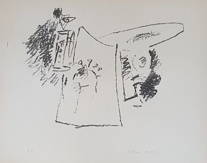 BITRAN Albert (1929-2018)  Compositions,...