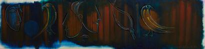 GONZALEZ Roberta, 1909-1976  Symbole aux...