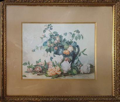 COLIN - LIBOUR Uranie Alphonsine (1833-1916)...
