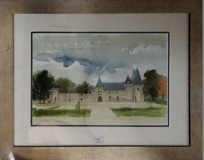 PREKAS Paris (1926-1999)  Chateau Yquem,...