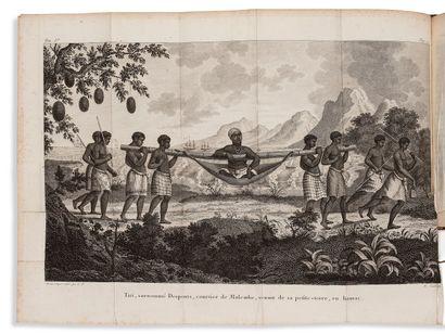 GRANDPRÉ (Louis Ohier, comte de). Voyage...