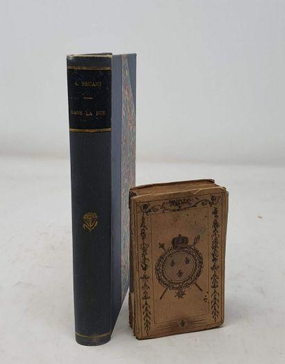 [DIVERS]  Réunion de deux ouvrages :  - BRUANT...