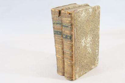 FELLER de, F.X.  Nouveau Dictionnaire Géographique...