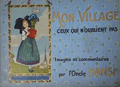 HANSI, Mon Village, Ceux qui n'oublient pas,...