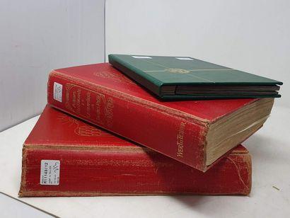 Ensemble de trois volumes, dont deux albums...