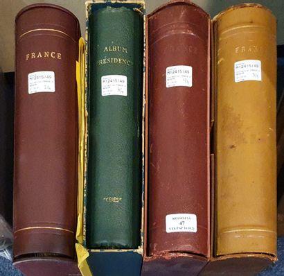 Bon début de collection de France en 4 volumes...